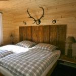 Schlafzimmer_Jagdhütte